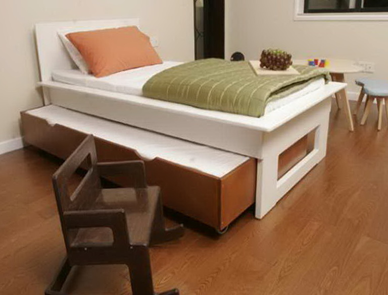 Diy Trundle Bed Frame