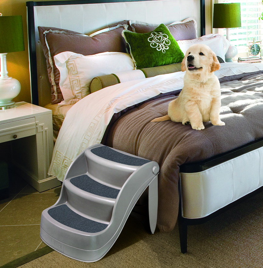 Dog Stairs For Bed Petco