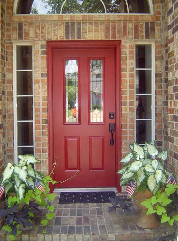 Front Door Colors For Brick Housefront Door Colors For Brick House