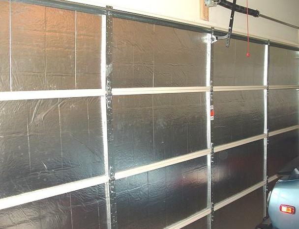 Garage Door Insulation Foam Panel Inserts