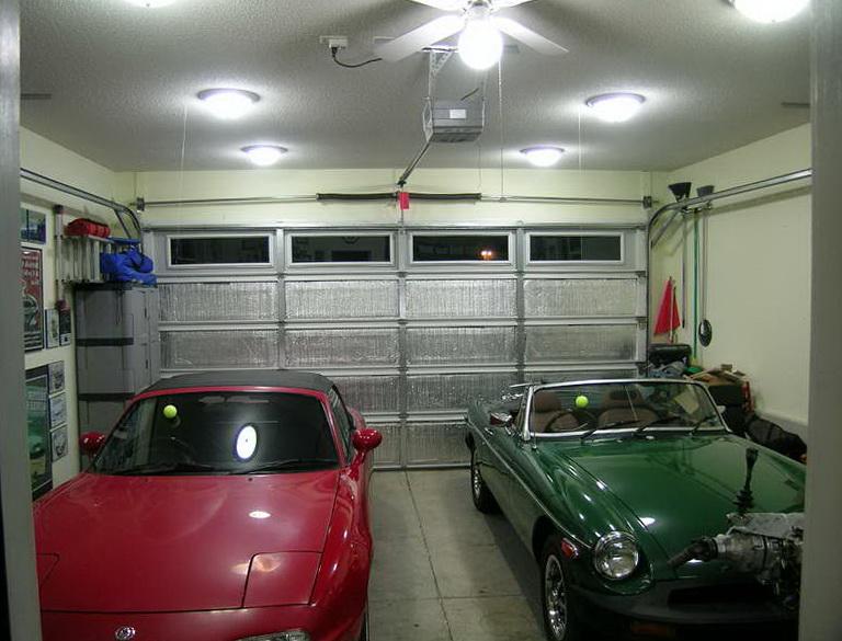 Garage Door Opener Side Mount