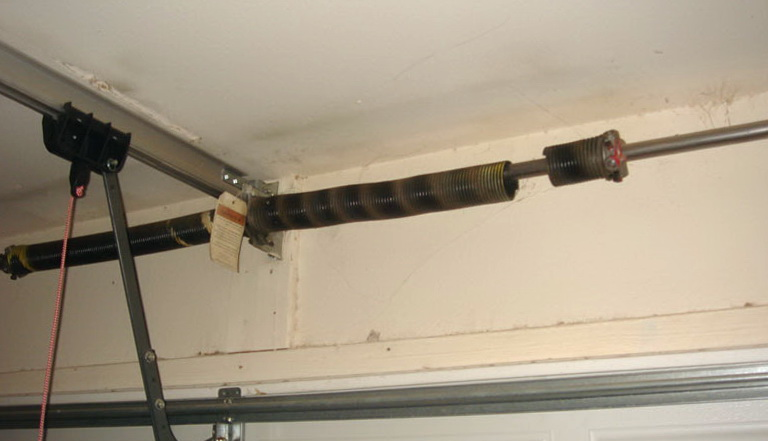 Garage Door Springs Repair
