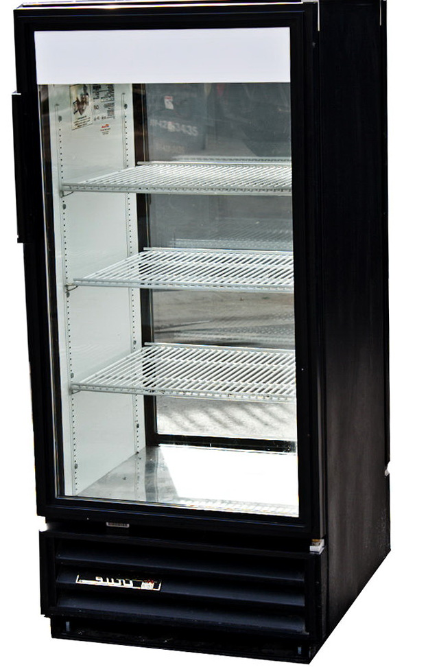 Glass Door Refrigerator Ebay
