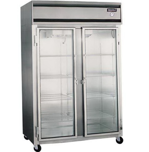 Glass Door Refrigerator Freezer Combo
