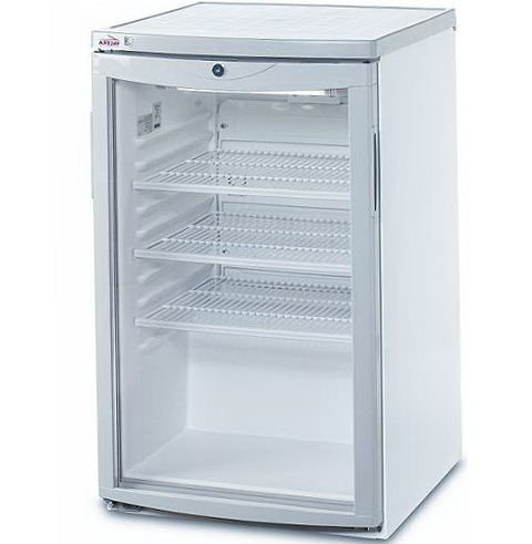 Glass Door Refrigerator Mini