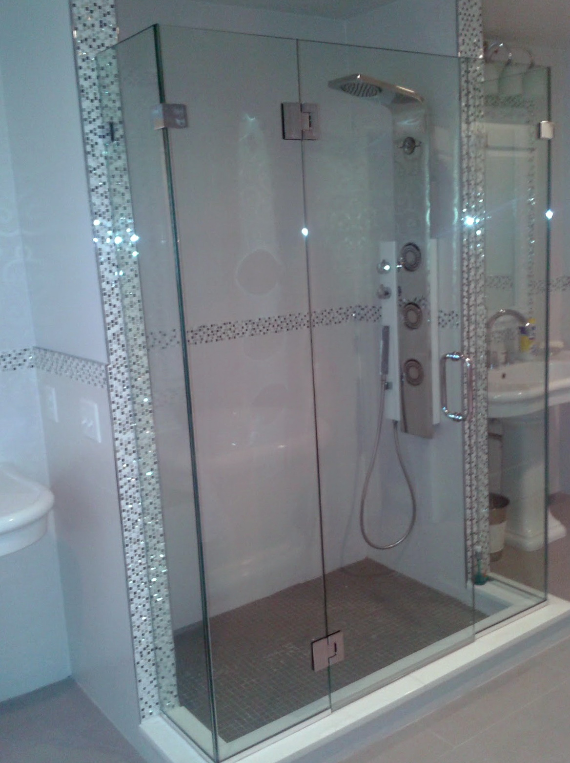 Glass Shower Doors Nj