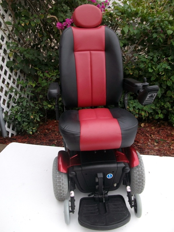 Jazzy Power Chair Lifts