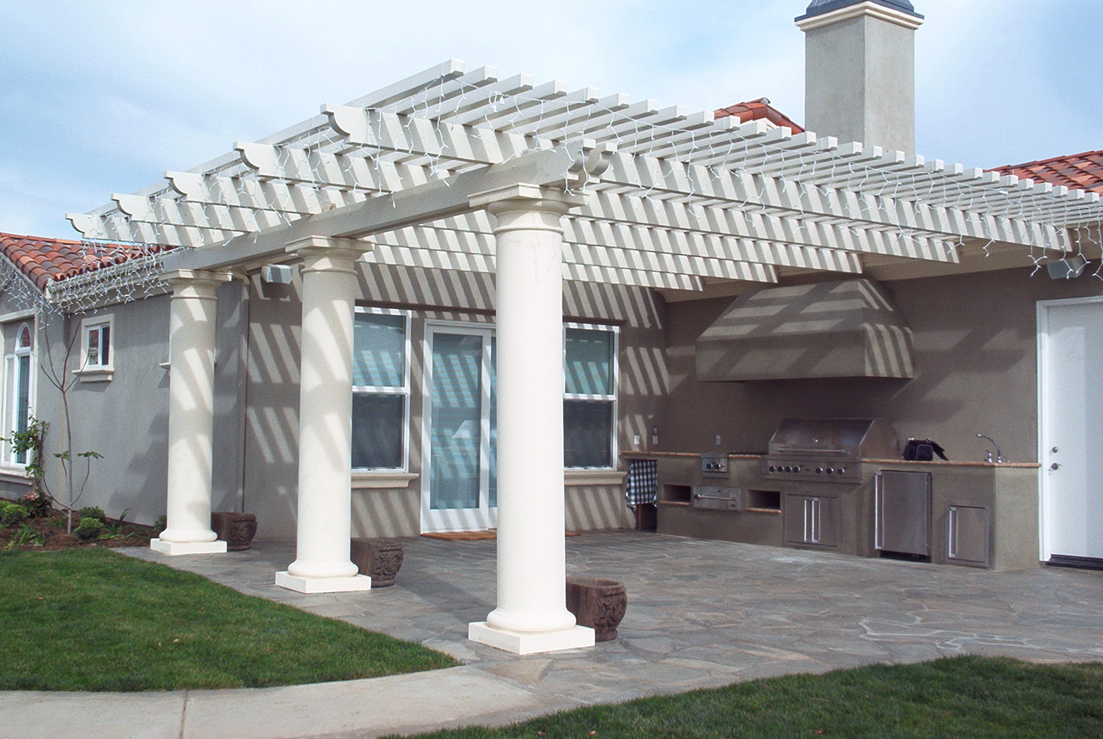 Lattice Patio Cover Kits