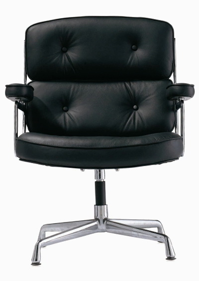 Leather Office Chair Without Wheels