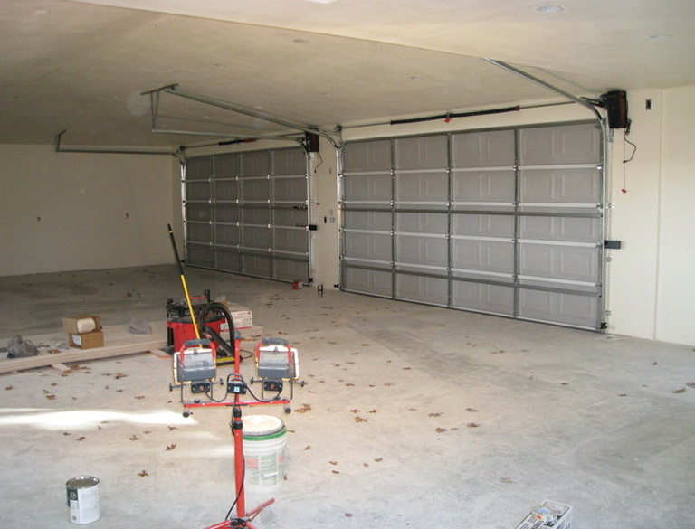 Low Overhead Garage Door