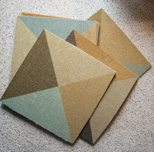 Make Your Own Office Chair Mat