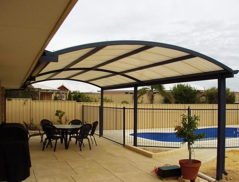 Metal Roof Patio Cover Designs