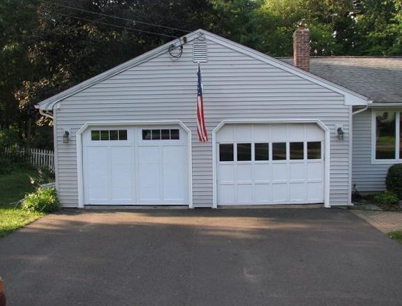Old Style Garage Door Springs