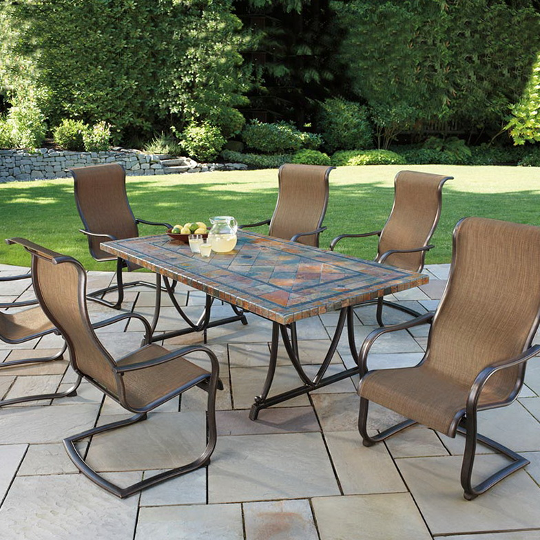 Outdoor Patio Furniture Sets Costco