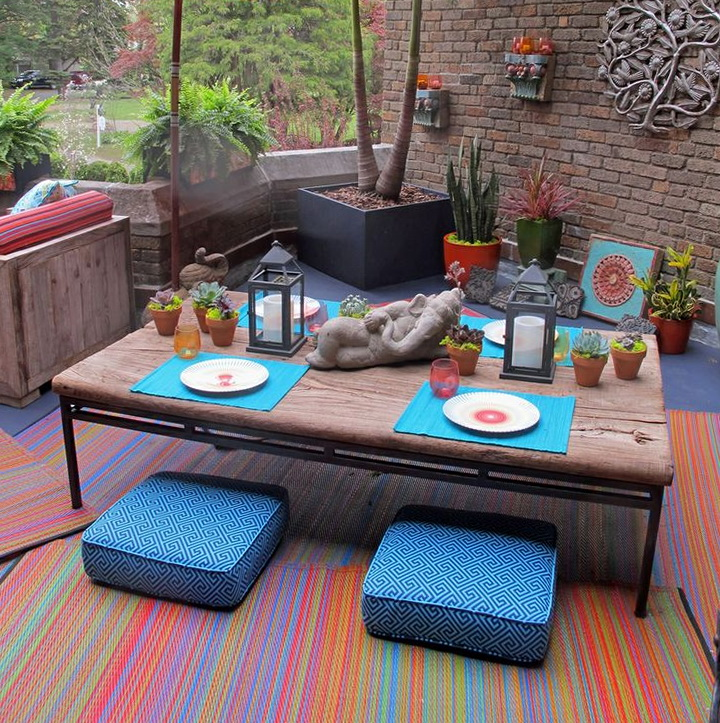 Outdoor Patio Rugs Overstock