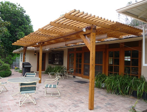Patio Cover Designs Ideas