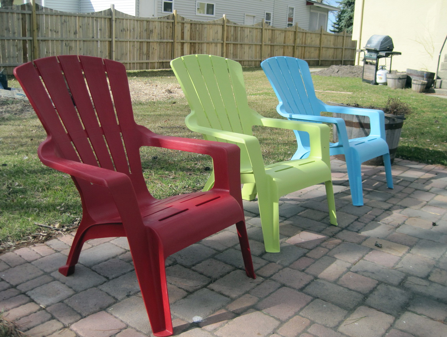 Plastic Patio Chairs Home Depot
