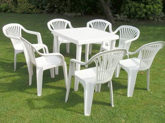 Plastic Patio Furniture Cleaner