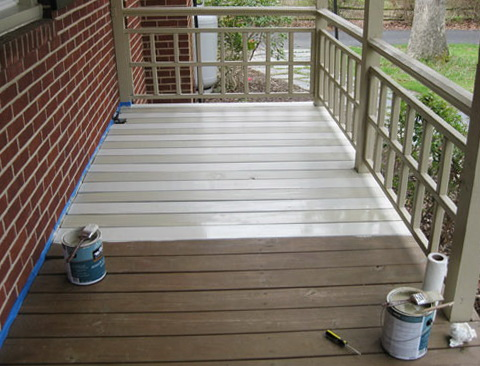 Porch And Patio Paint