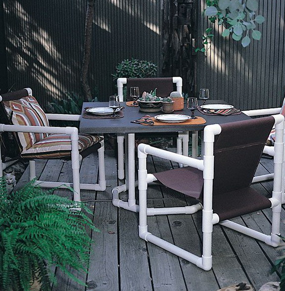 Pvc Patio Furniture Plans Free