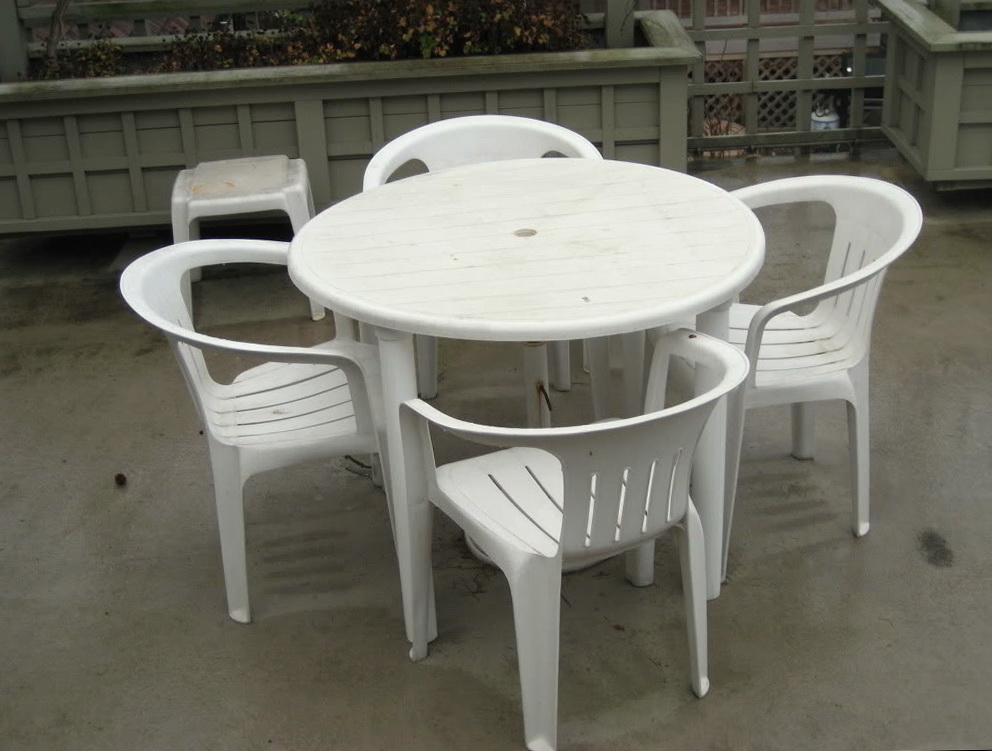 Pvc Patio Furniture Sets