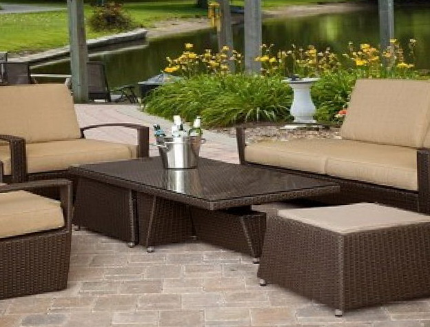Resin Wicker Patio Furniture Clearance