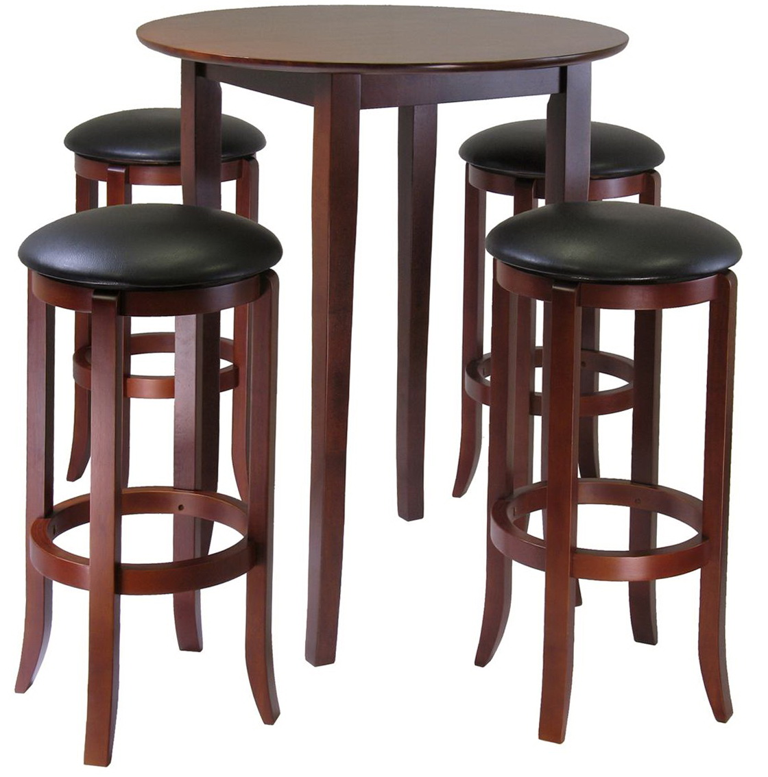 Round Pub Table And Chairs