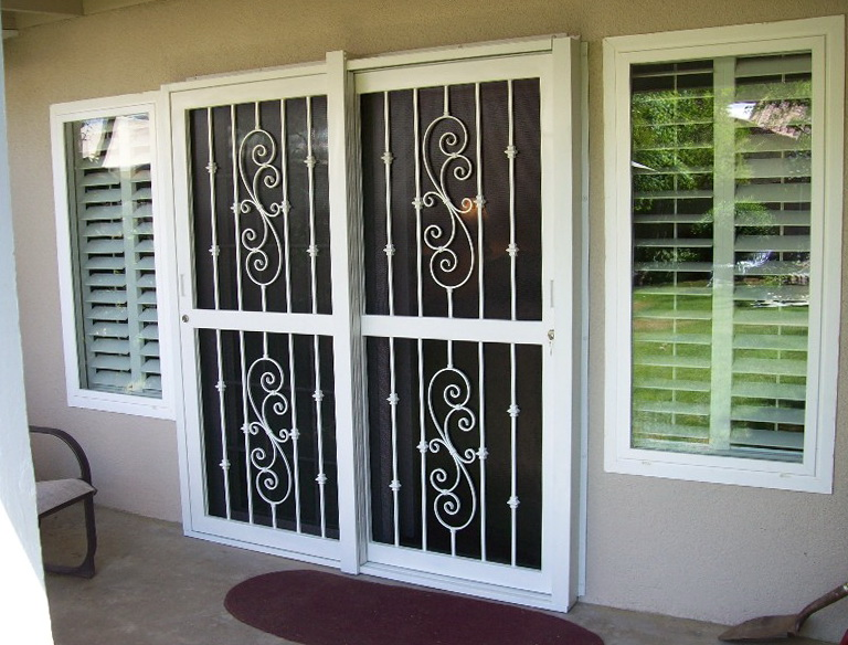 Security Doors For Patio Sliding Doors