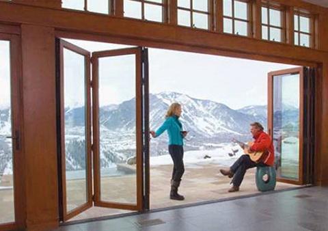 Sliding Glass Doors In Plan