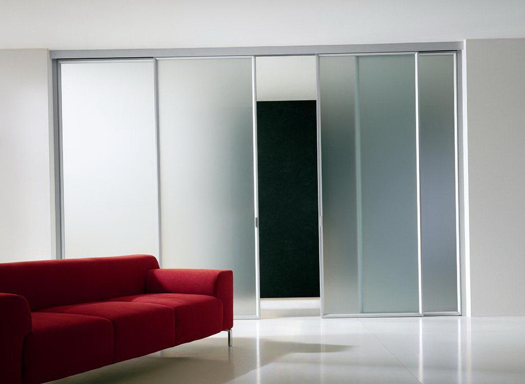 Sliding Glass Doors Interior