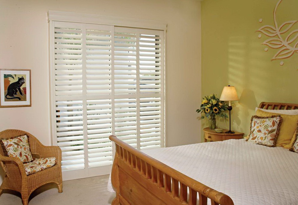 Sliding Glass Doors Window Treatment Ideas