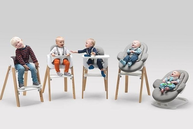 Stokke High Chair Newborn