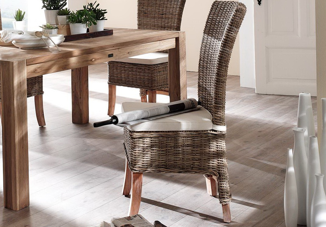 Wicker Dining Chair Cushions
