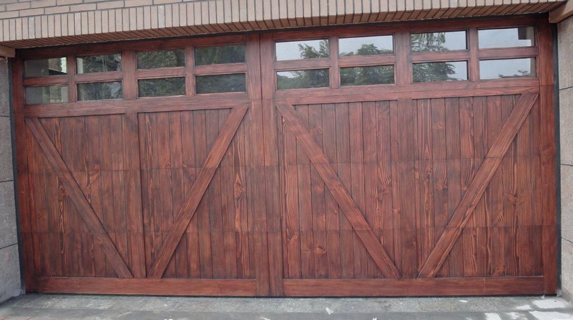 Wood Garage Door Insulation