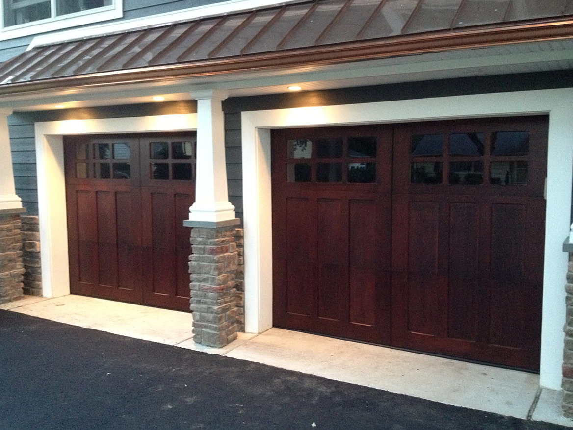 Wooden Garage Doors Prices