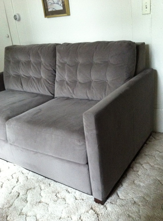 American Leather Sleeper Sofa Video
