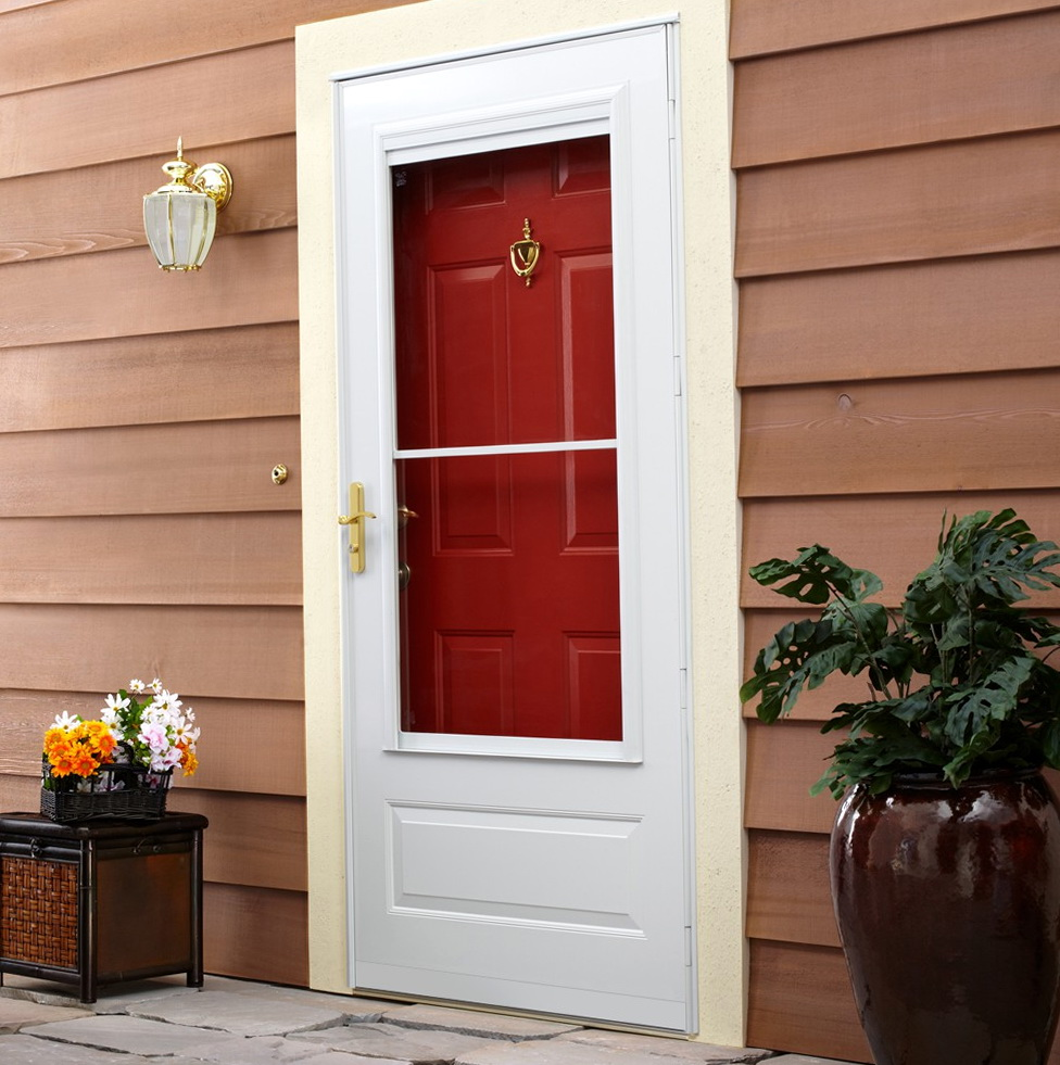 Andersen Storm Doors Colors
