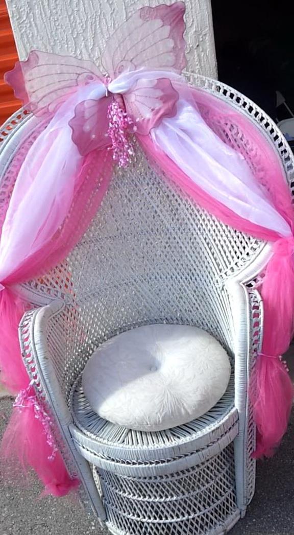 Baby Shower Chair Rental Nj