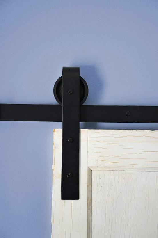 Barn Door Hardware Kit Lowes