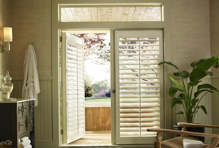 Best Window Treatments For Sliding Glass Doors