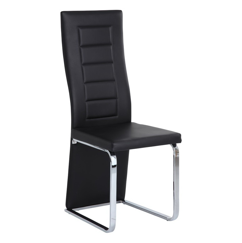 Black Contemporary Dining Chairs
