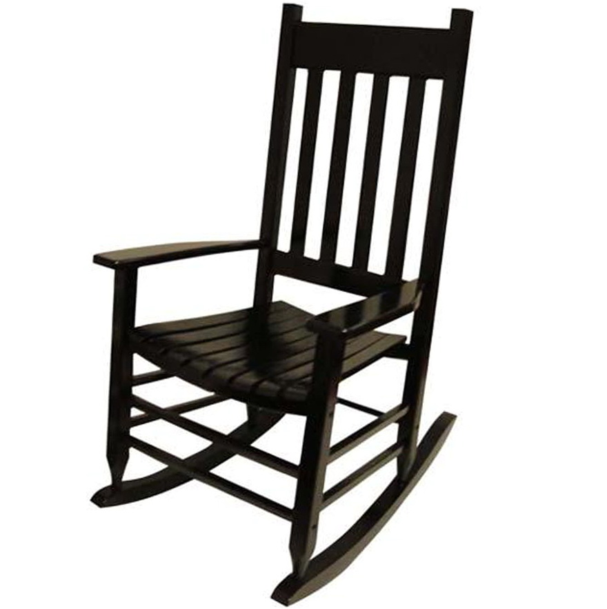 Black Outdoor Rocking Chairs