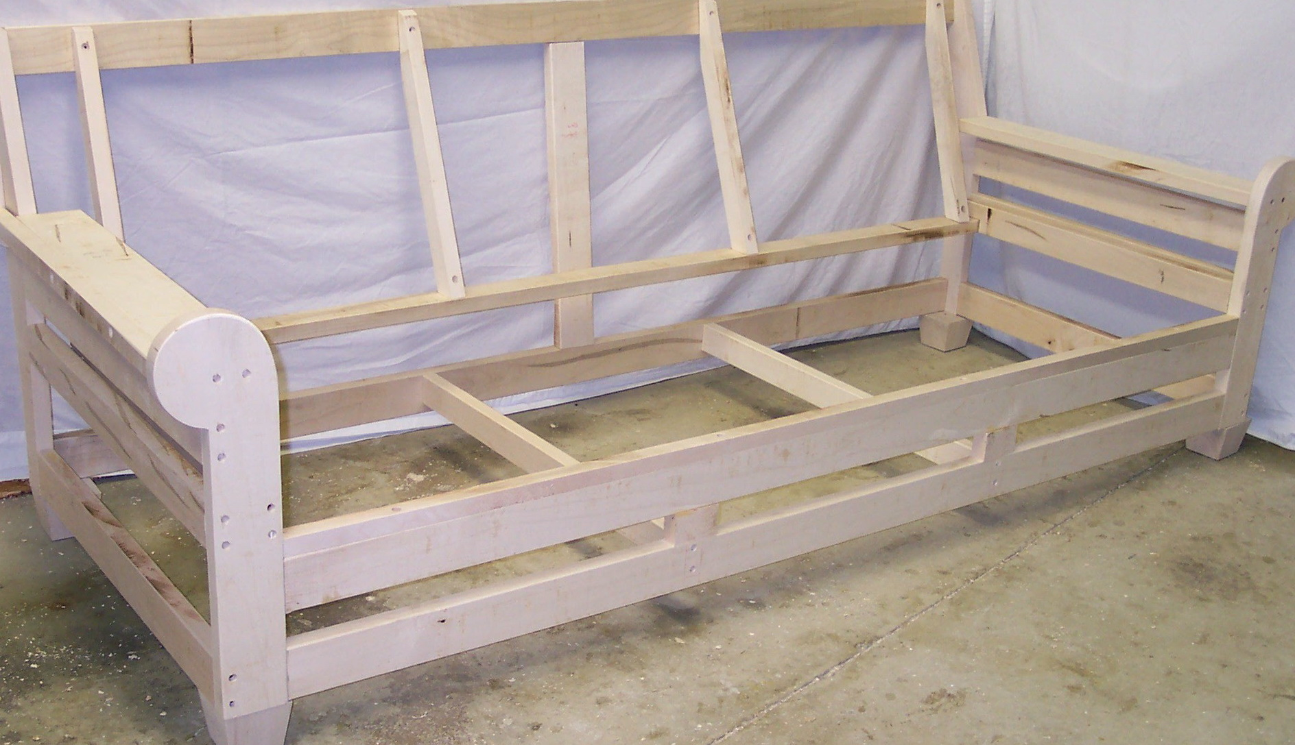 Build A Sofa Frame