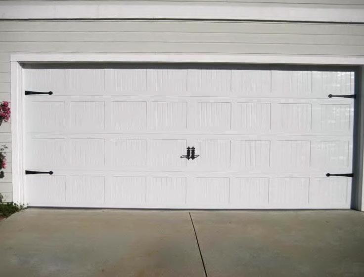 Carriage Garage Doors No Windows