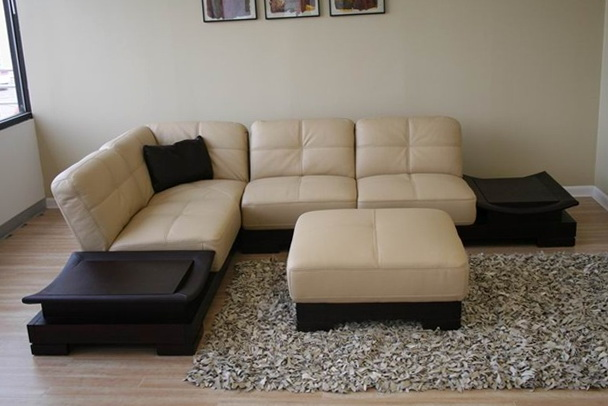 Cheap Sectional Sofas With Ottoman