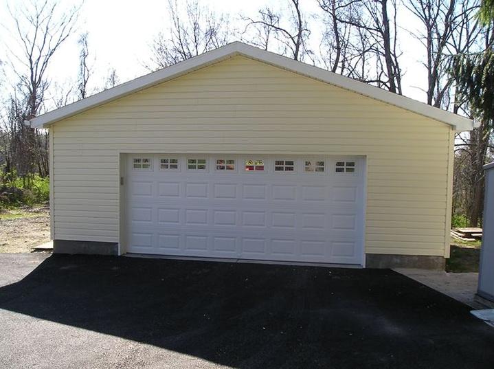 Chi Garage Doors Model 2283
