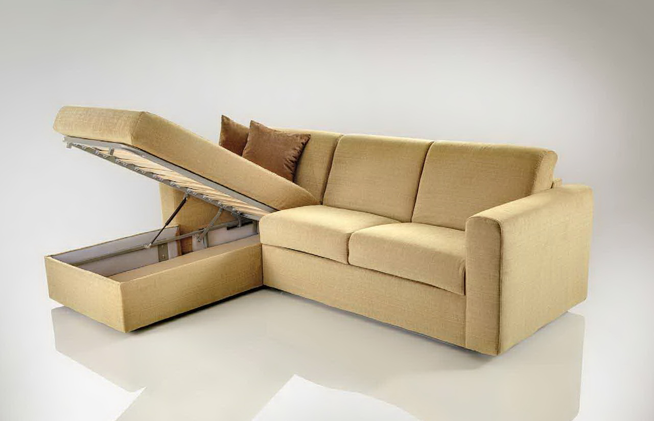 Click Clack Sofa Bed With Storage