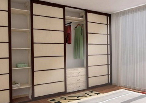 Closet Door Ideas For Large Openings