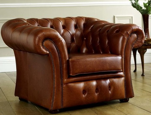Distressed Leather Sofa Bed