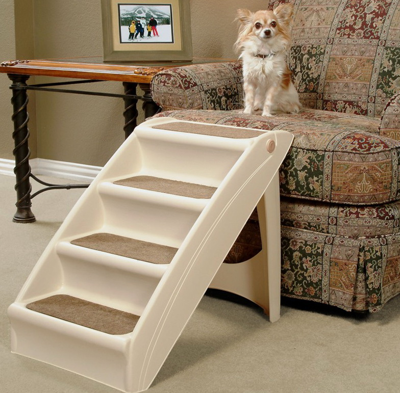 Dog Stairs For Bed Walmart